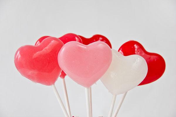 will you get a valentine playbuzz - Valentine Lollipops