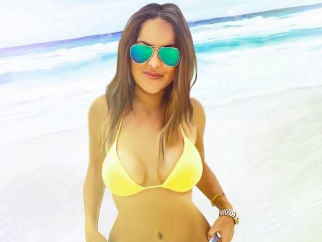 Hacked Selfie Patty Lopez de la Cerda  nudes (54 photo), Twitter, bra