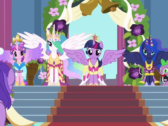 which my little pony princess are you
