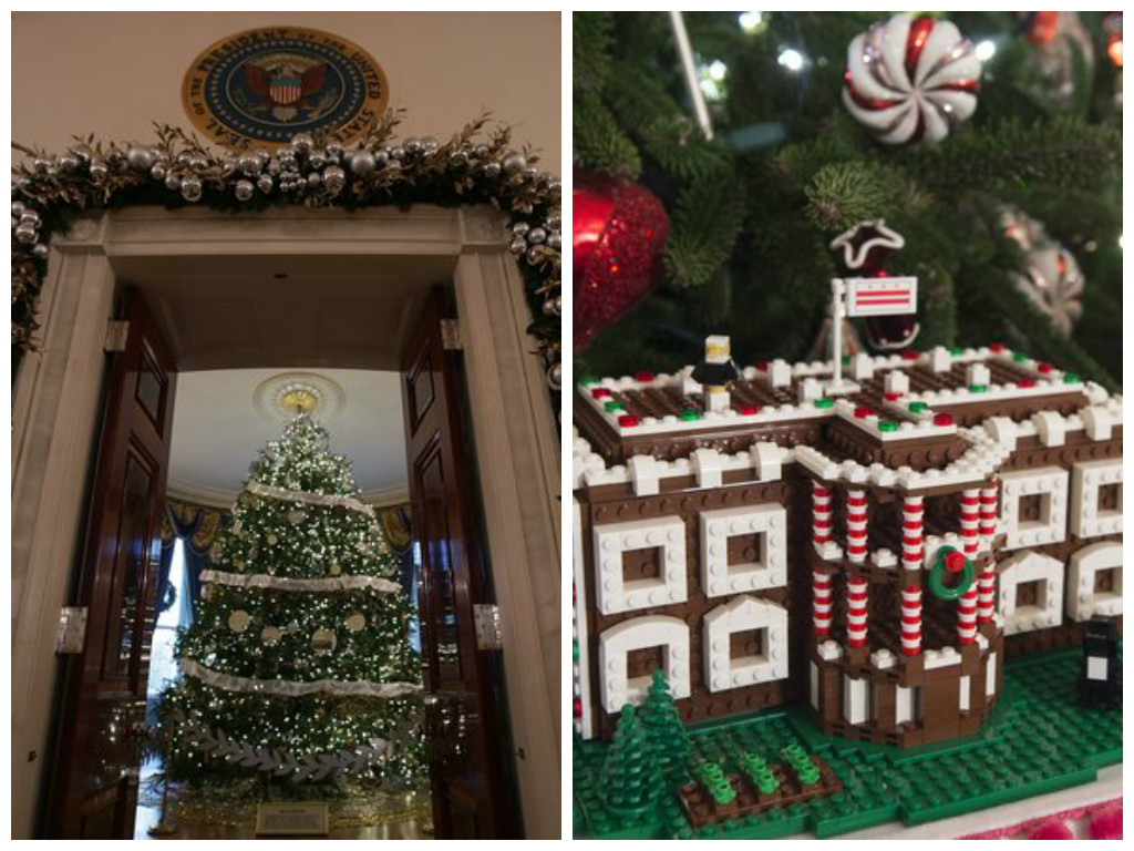 You Have To See The Obamas\' Final Christmas Decorations For The ...