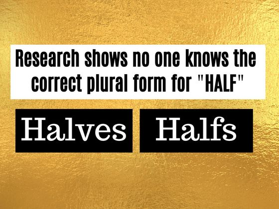 You Will Never Score More Than 10/15 In This Plurals Test