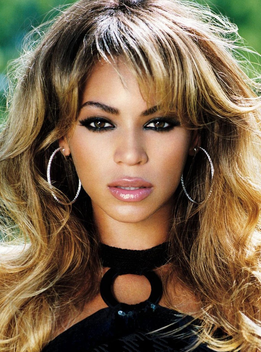 Beyonce Knowles Celebrity Makeover @ Freegames.com