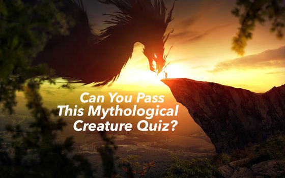 Can You Pass This Mythological Creature Quiz?
