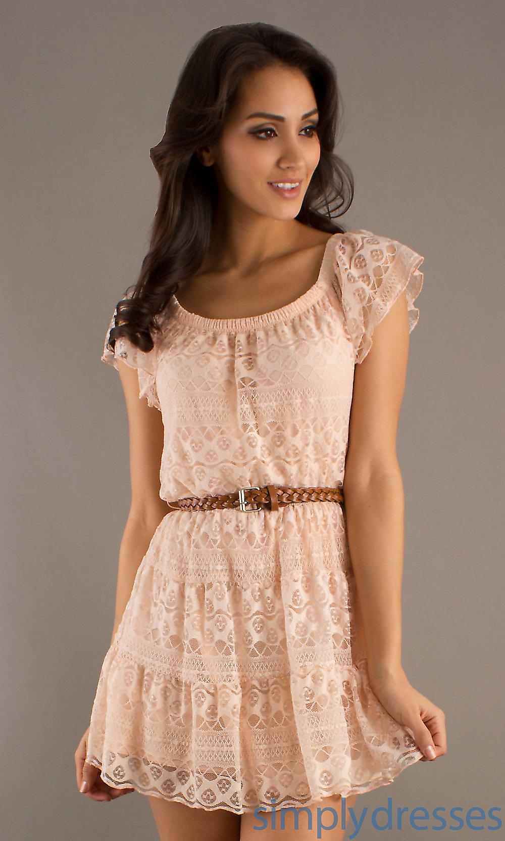 Summer Lace Dresses