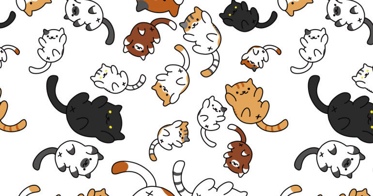 which 39 neko atsume 39 rare cat are you playbuzz. Black Bedroom Furniture Sets. Home Design Ideas