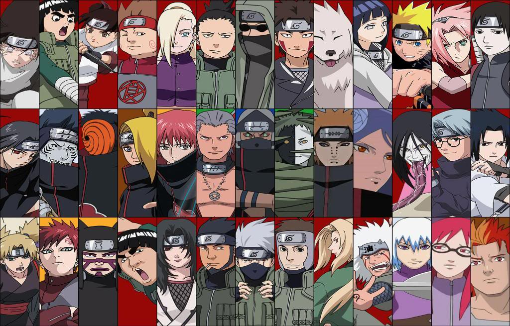 What Naruto Female CharacterAre You