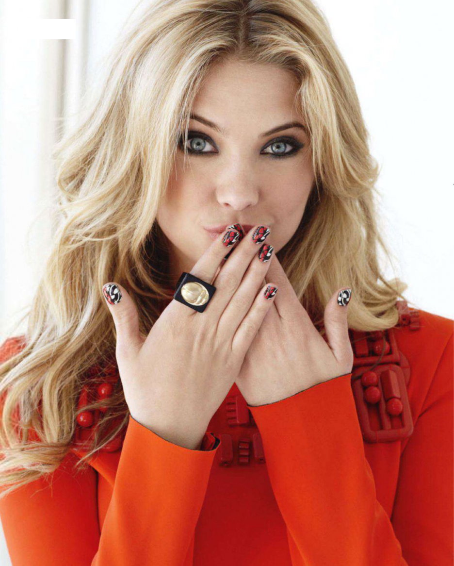 ashley benson gallery