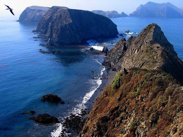 Channel Islands National Park Google Earth