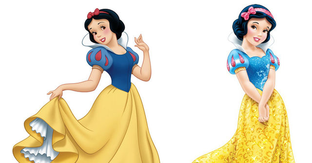 comparing and contracting the disney princesses Disney princesses waistlines november 5, 2014 december 16, 2014 | cayleychristoforou so, i am going to take a break from the normal movie & from me going off in my feminist ways.