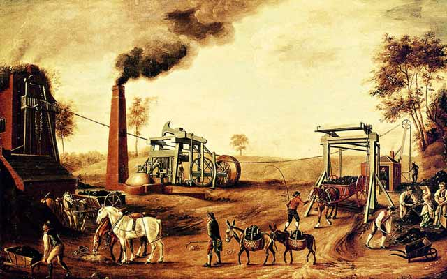 the impact of industrial revolution in united states of america
