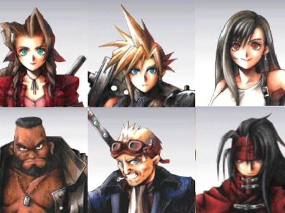 which final fantasy vii character are you playbuzz