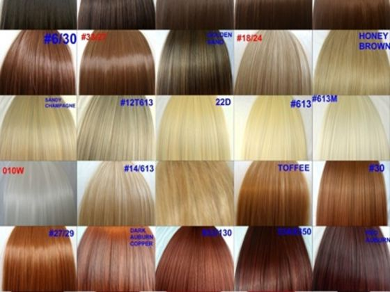 What Color Should Your Hair Really Be? | Playbuzz