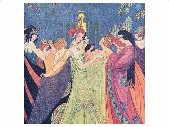 "Historical literature experts agree that the Grimms' story, ""The Twelve Dancing Princess"" bears one very noticeable difference to most of their tales involving sisters. In what way is this sisters story different from others?"