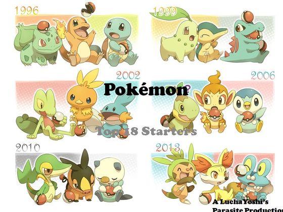 which pokemon starter is the best playbuzz