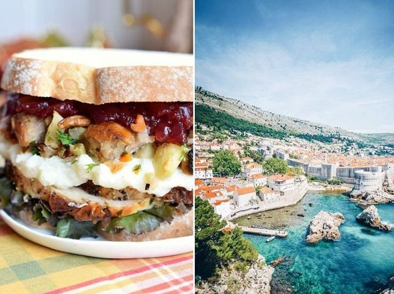 Leftovers & Layovers: Choose Your Favorite Thanksgiving Leftovers And We'll Tell You Which Country You Should Visit
