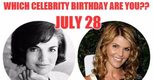 July 28 Birthdays | Famous Birthdays