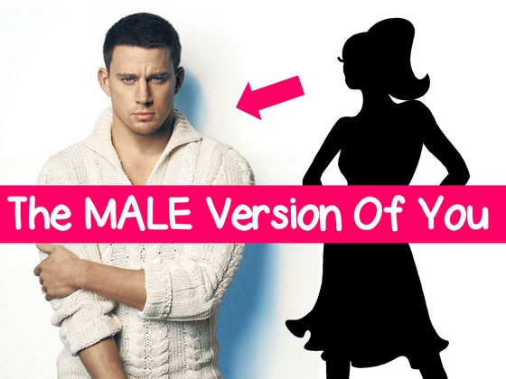 Which Famous Man Is The Male Version Of You? | Playbuzz