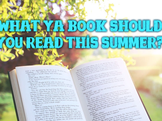 Which YA Book Should You Read This Summer?