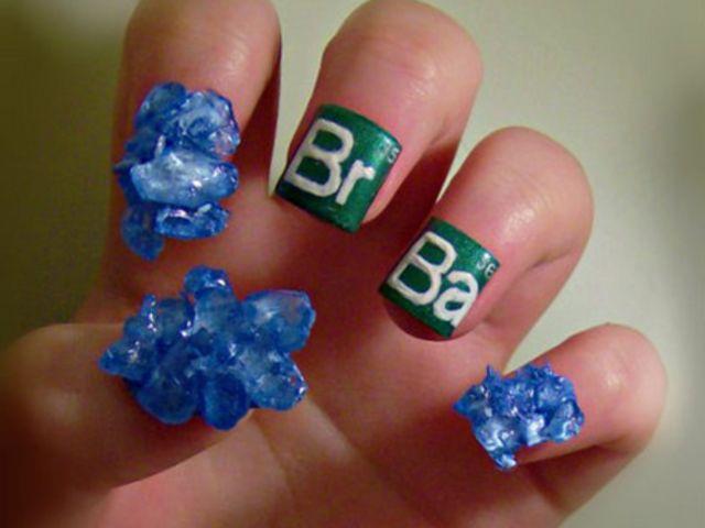 14 Amazing Nail Art Designs That Deserve An Emmy Playbuzz