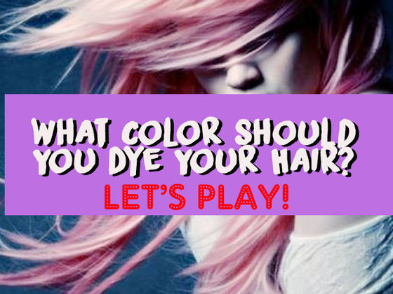 how to know what color to dye your hair quiz