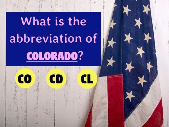 Every American Should Know The Abbreviations Of These 24 States