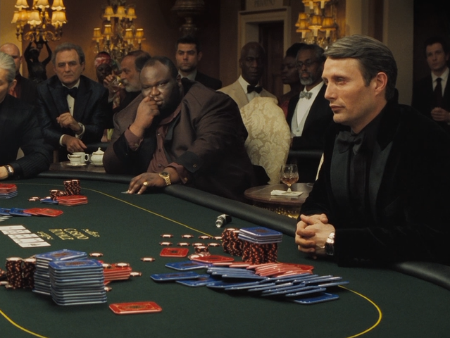 Kuinka tallentaa pokeri starls peliculas