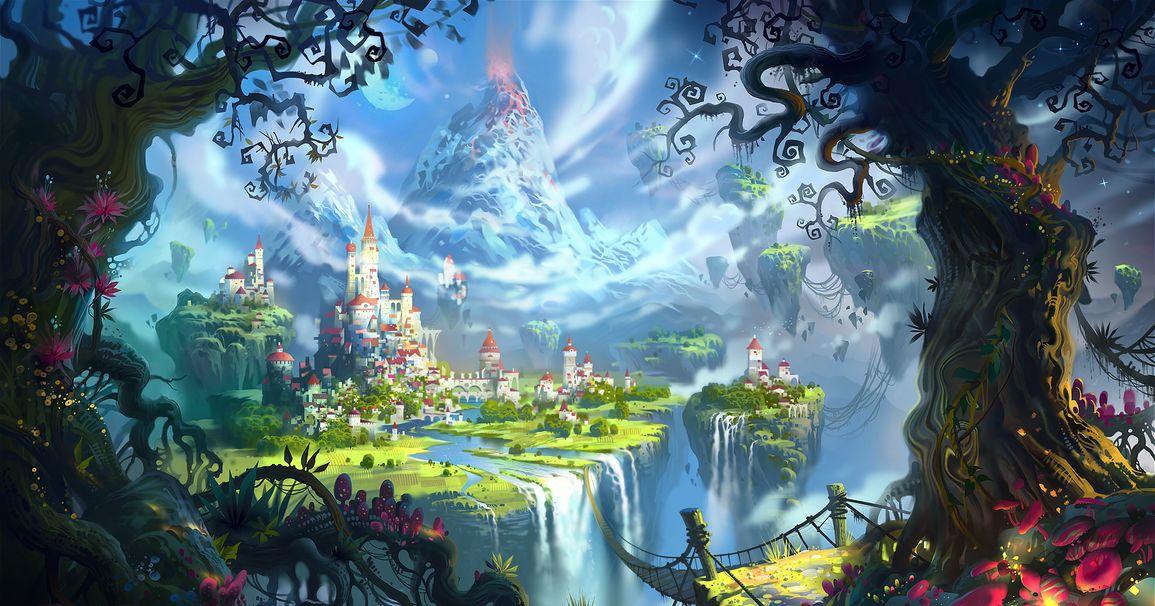 fantasy world 3d artwork129 - photo #11