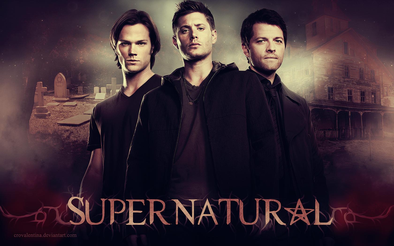 Supernatural (Sobrenatural) 13x05 y 13x06 Espa&ntildeol Disponible