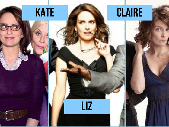 Which Tina Fey Character Are You?