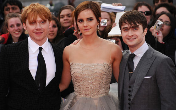 How Well Do You Know The Stars Of Harry Potter? Guess Their Middle Names To Find Out!