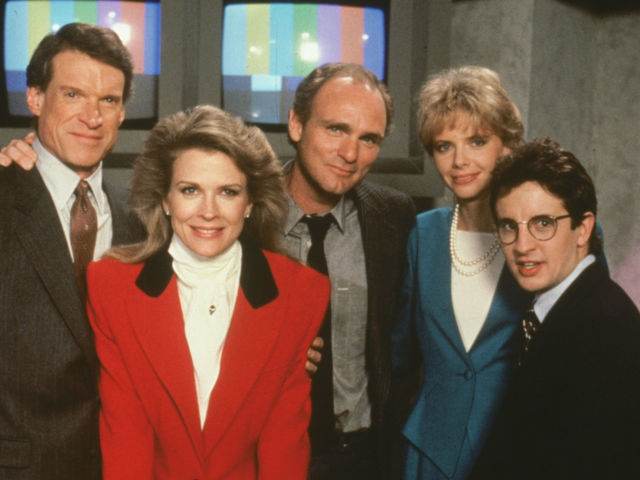 Name this sitcom that stretched from the late 1980s into the 1990s.