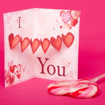 10 Random Things About Valentines Day You Didnt Know – Valentines Card Image