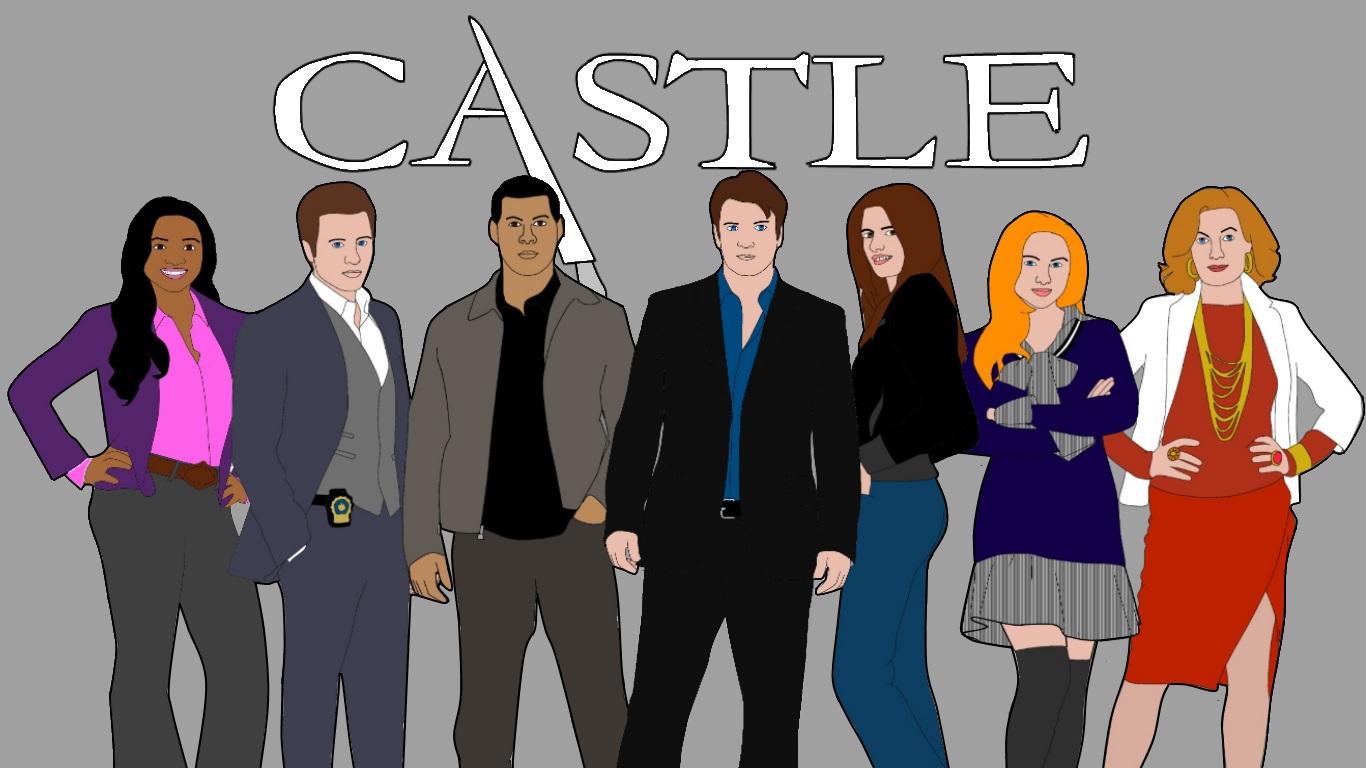 heiraten castle und beckett