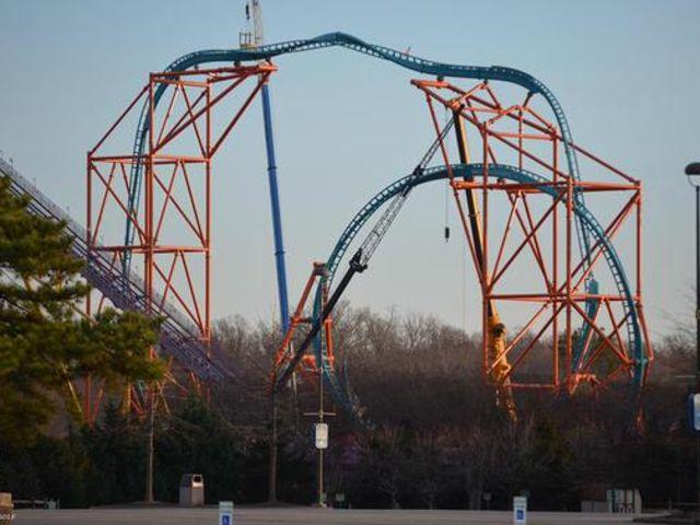 Which Busch Gardens Williamsburg Roller Coaster Are You