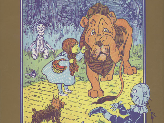 The Wonderful Wizard of Oz - Frank Baum