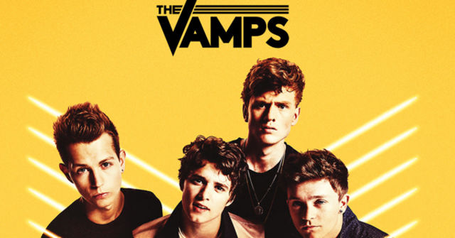 million words the vamps