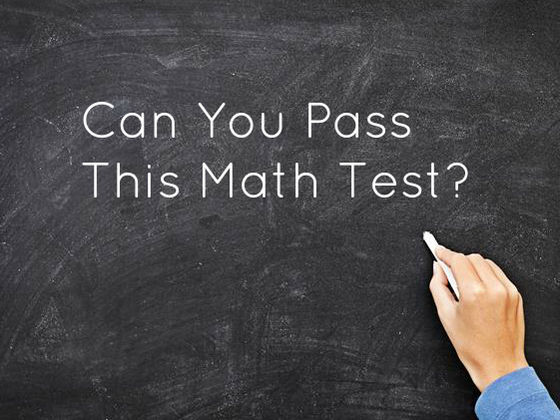 5th Grade Math Post-Assessment | TeacherLingo.com