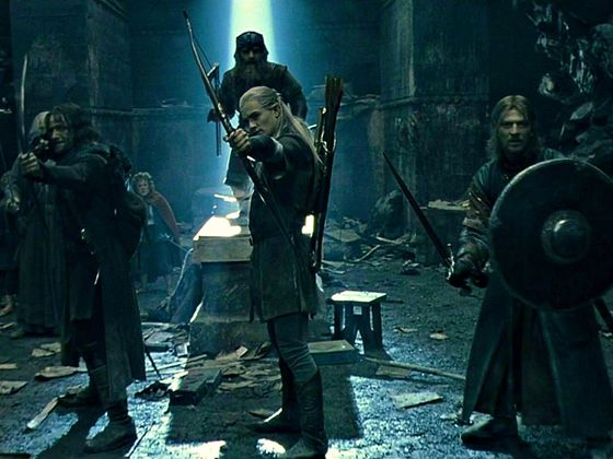How Would You Die In 'The Lord Of The Rings' Series?