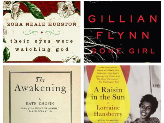 Which American Women's Writer Character Are You?