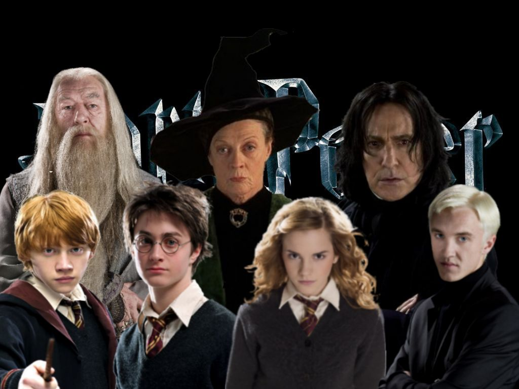 harry potter 3 characters