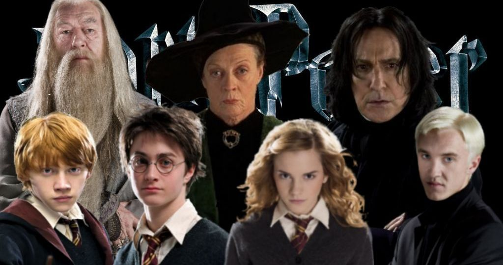 Can You Name All The Harry Potter Characters? | Playbuzz