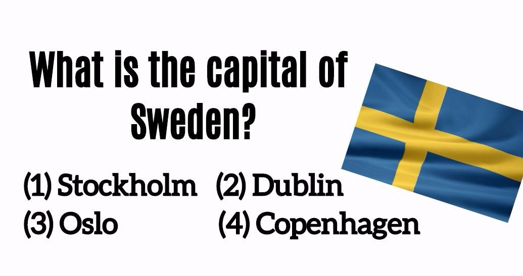 Study: You're A Genius If You Know The Capitals Of ALL European Countries