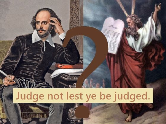 Do You Know Bible Quotes From Shakespeare Quotes?