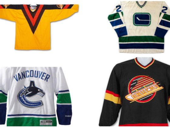 low priced e9885 43e6c Which Vancouver Canucks jersey is the best?   Playbuzz
