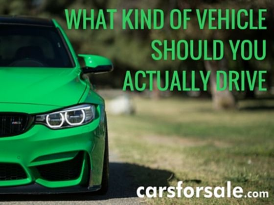 What Kind Of Car Should You Drive Quiz