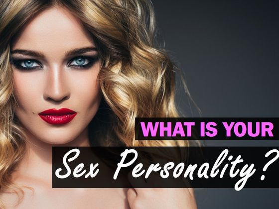 personality quizzes sexual