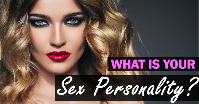 Personality sex