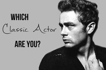 Which Classic Actor Are You?