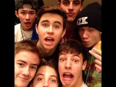 Who are the magcon boys dating
