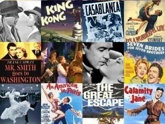 Classic movie titles liability